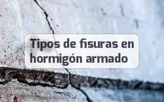 hormigon tipos Tipos De Fisuras En Hormign Armado Y Clasificacin